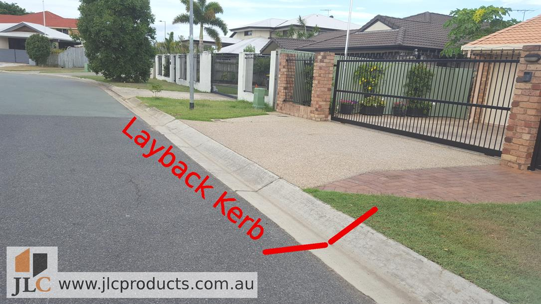 What Are Layback Kerbs Jlc Ramps For Better Compliance