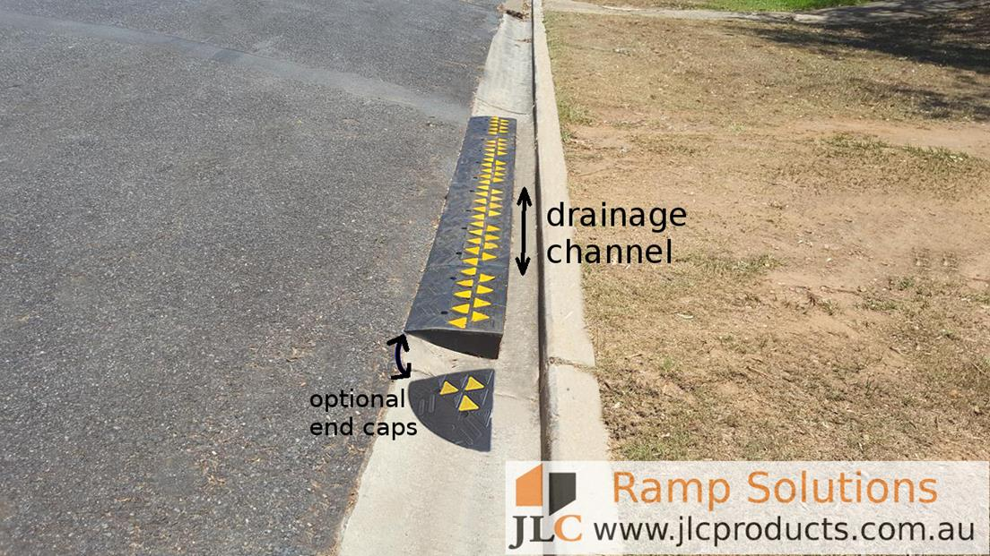 JLC Ramps – for better compliance with council requirements